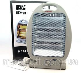 Кварцевый электрообогреватель Opera OP-H0004 Quartz Heater 0.8кВа