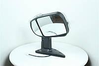 Зеркало левое ГАЗ 3302 нового образца с указателем поворота серебрист (Дорожная карта). 46.8201021-60