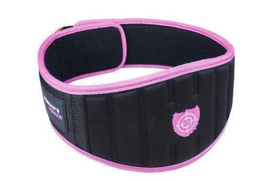 Пояс для тяжелой атлетики Power System Woman's Power PS-3210 L Pink