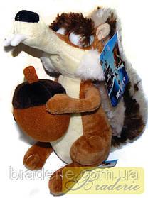 """Мягкая игрушка Белка (из мультфильма """"Ледниковый период"""") 6076"""