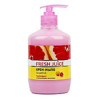 """Fresh Juice Жидкое Крем-мыло """"Грейпфрут"""" Grapefruit 460 мл"""