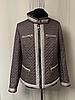 Стильная курточка женская весенняя интернет магазин размеры 46-62, фото 3