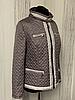 Стильная курточка женская весенняя интернет магазин размеры 46-62, фото 5
