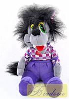 Мягкая игрушка Волк 32 см 11160