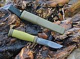 Набір Morakniv Outdoor Kit MG Ніж Outdoor 2000+Сокира Camping  axe Нержавіюча сталь Зелений колір, фото 6