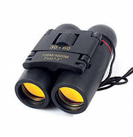 🔝 Компактный бинокль для охоты и рыбалки Sakura Binoculars 30x60 с доставкой по Украине | 🎁%🚚