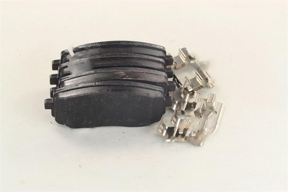 Колодки тормозные передние KIA PICANTO, HYUNDAI i10 (TRW). GDB3369