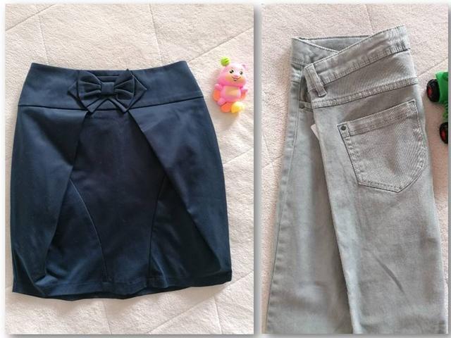 Детские юбки, джинсы, лосины
