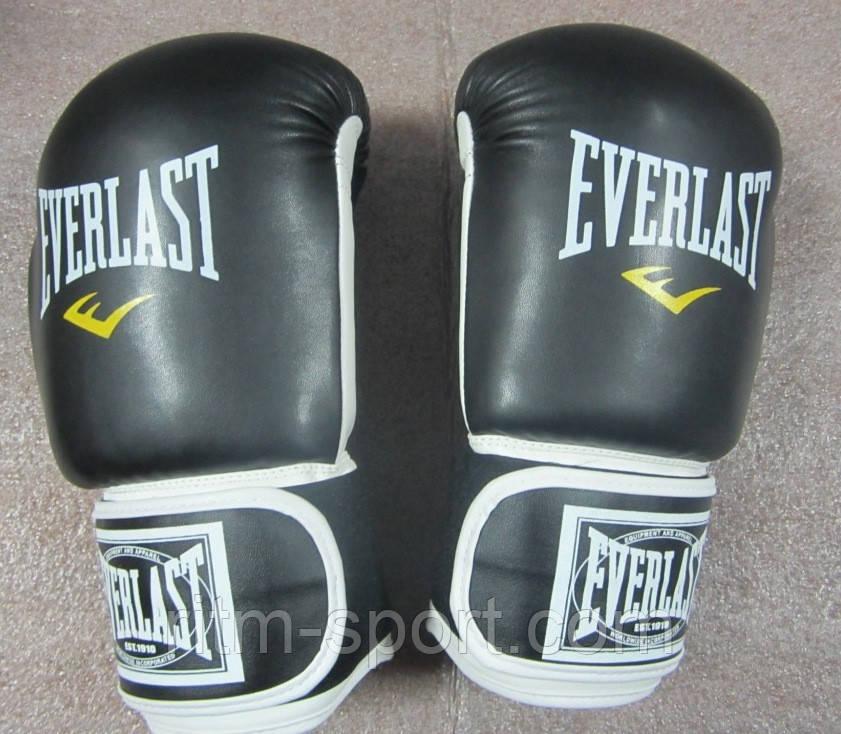 Рукавички боксерські EVERLAST 10 унцій