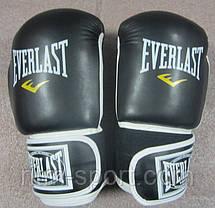 Рукавички боксерські EVERLAST 10 унцій, фото 3