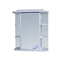 Шкаф для ванной комнаты 65-03 Зеркальный + Свет