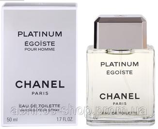 Platinum Egoiste (Платиновый Эгоист) вода туалетная 50 мл.