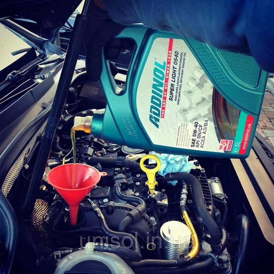 Моторное масло Addinol Premium Star MX 1048 - полусинтетическое моторное масло