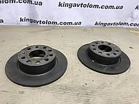 Тормозные диски задние Skoda Octavia A7