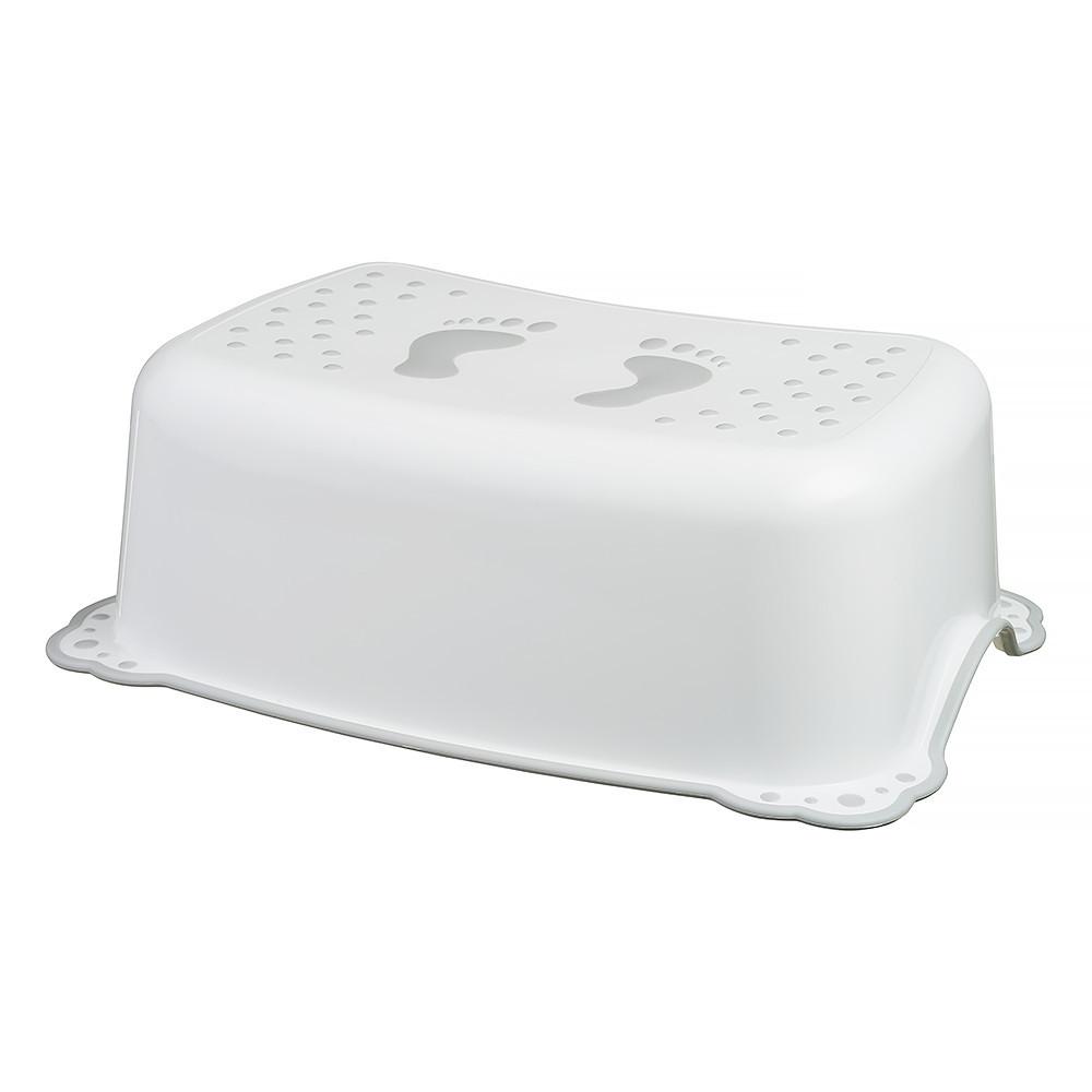 Подставка Maltex Classic 7309 нескользящая  white with grey rubbers