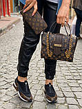 Набор: сумка, обувь, кошелек LV, фото 7