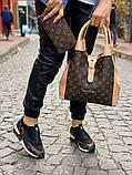 Набор: сумка, обувь, кошелек LV, фото 8