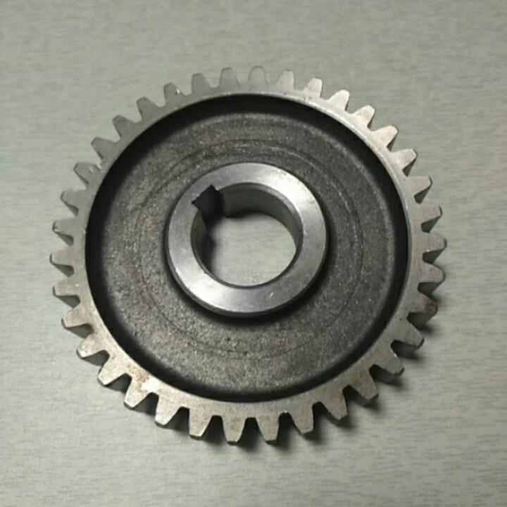 Шестерня первичная ручного пуска с валом зацепа Z-36 ZS/ZH1100