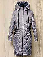 Весенние плащи куртки женские модные размеры 46-56