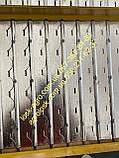 НОВИНКА!!! Комплект решіт дон-1500Б (ЄВРО, ПВР) нижній + верхній + подовжувач ОЦИНКОВКА, фото 8