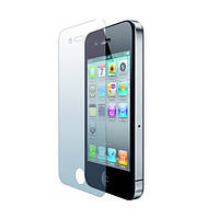 Защитное стекло экрана iPhone 4