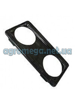 Решетка нижняя под круглые фары МТЗ 80-8401080 Производитель: Беларусь