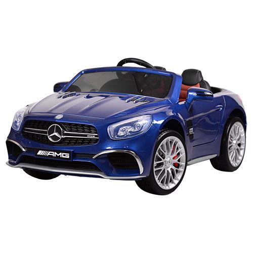 Детский электромобиль M 3583EBLRS-4 синий