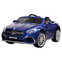 Детский электромобиль M 3583EBLRS-4 синий, фото 1