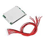 Плата защиты BMS 10S 35A 36V для Li-Ion 18650 3.2-3.7V (Контроллер заряда/разряда) кобальт-оксид, фото 4