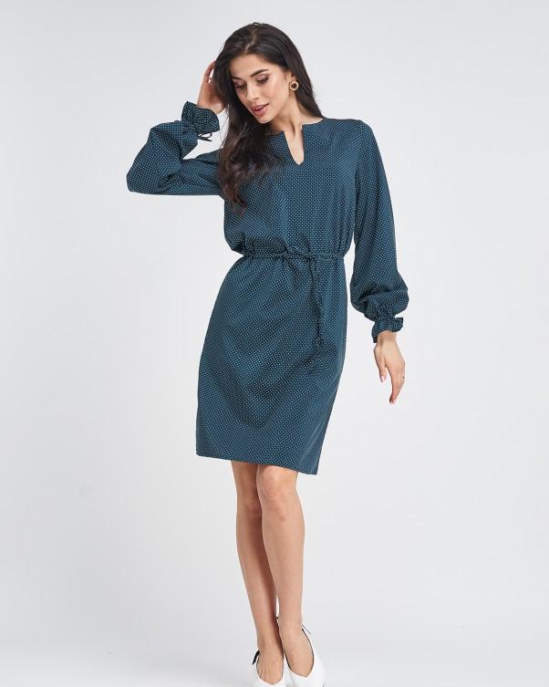 Платья  11301  S зеленый