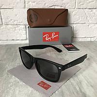 Солнцезащитные очки RAY BAN 2140M Wayfarer черный стекло