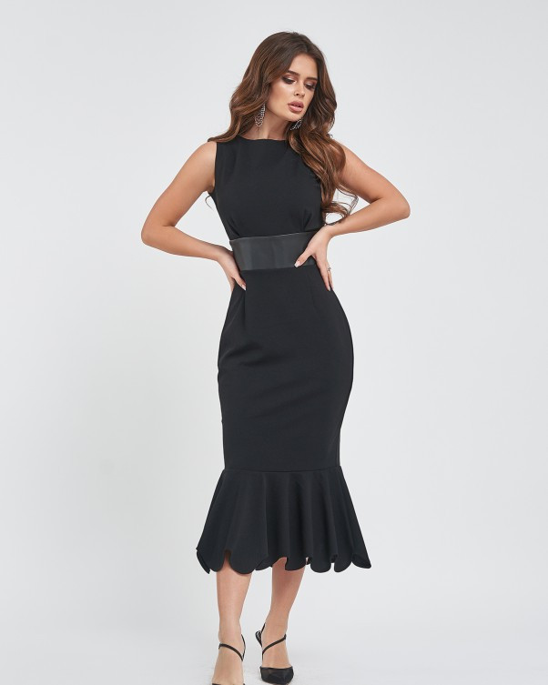 Платья  11416  S черный