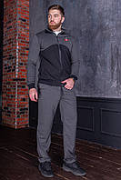 Спортивный мужской костюм комбинация 29927, фото 1