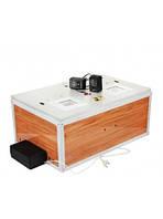 Инкубатор Курочка Ряба на 60 яиц автоматический переворот, цифровой терморегулятор, ламповый, вентилятор