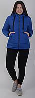 Куртка женская весенняя Aziks м-183 электрик 46