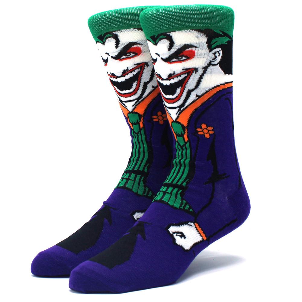 Высокие мужские носки Джокер