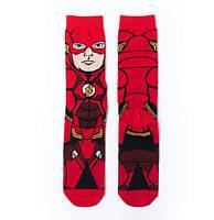 Високі чоловічі шкарпетки Флеш, фото 2