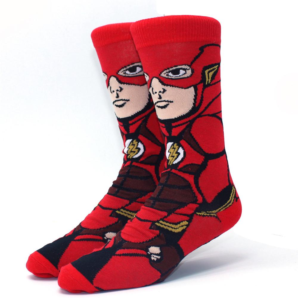 Високі чоловічі шкарпетки Флеш