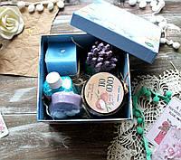 Подарочный бокс  в дизайнерской коробке, фото 1