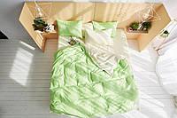 Комплект сатинового постельного белья Leglo Prato Евро