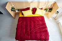 Комплект сатинового постельного белья Leglo Rubi Евро