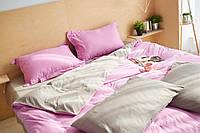 Комплект сатинового постельного белья Leglo Sakura Евро