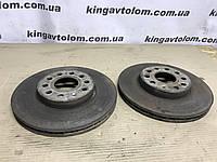 Тормозные диски  передние  Skoda Octavia A7