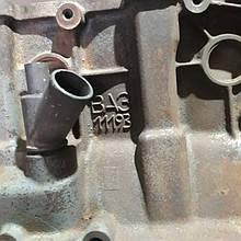 Блок двигателя Ваз 1118 Калина 1.6  8 кпапанный б у