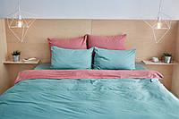 Комплект сатинового постельного белья Leglo Guava Евро