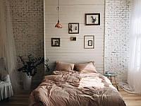 Комплект постельного белья из вареного хлопка Leglo Rose Семейный