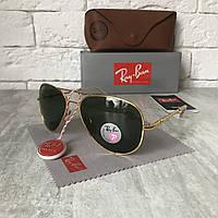 Солнцезащитные очки RAY BAN 3352 AVIATOR Polarized.