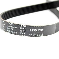 Ремень для стиральной машины 1195H8 PHE C00082318