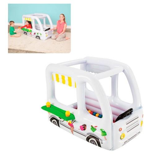BW Игровой центр 52268 - надувной фургон с шариками