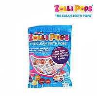 ZolliPops, леденцы (клубника, апельсин, малина, вишня, виноград, ананас), 1 уп.